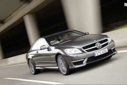 Mercedes CL 63 AMG