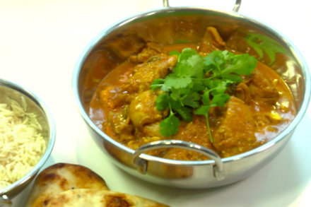 Mid-Week Chicken Curry