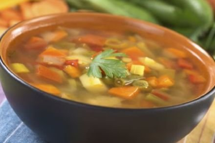 Mixed veg soup