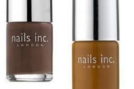 Nails Inc's newest limited edition colours