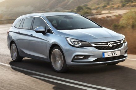 New Astra Sports Tourer