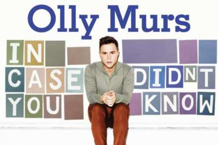 Olly's new album is released on Monday - the same day as Joe's