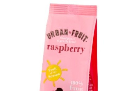 Urban Fruit's gently baked raspberries are full of Vitamin C and minerals