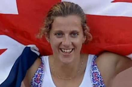Sally Gunnell is helping to support the campaign