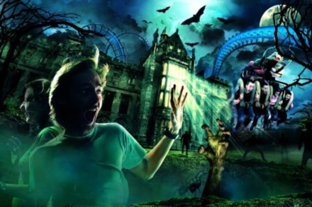 Scarefest runs from 19 - 31 October