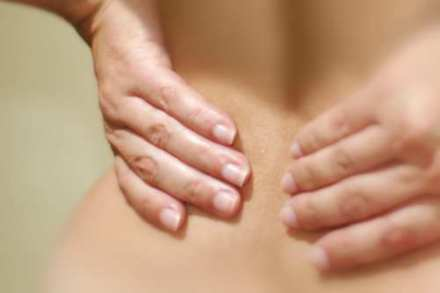 Acupuncture can help relieve back pains