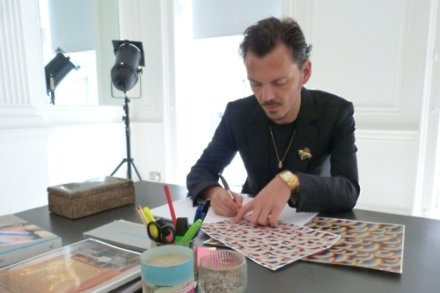 Matthew Williamson is teaming up with Dulux for the new initiative
