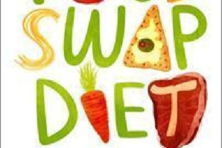 The Food Swap Diet is available to buy now