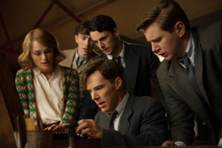 Benedict Cumberbatch's 'The Imitation Game' leads the way