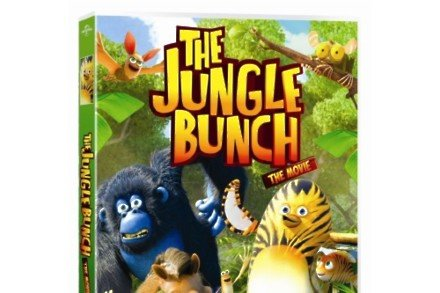 The Jungle Bunch is out now on DVD