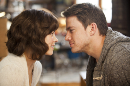 Channing Tatum in The Vow