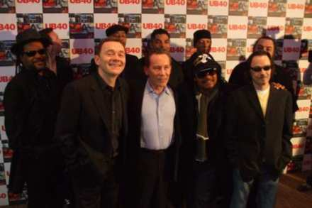UB40 announce new members