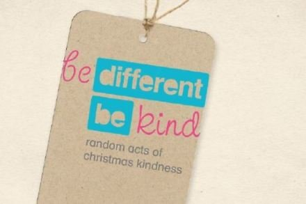 Wagamama Asks Diners to 'Be Different, Be Kind' This Christmas
