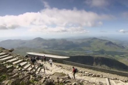 Why not go and see the Welsh mountains?