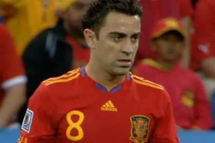 Xavi Wants Spain To Enjoy World Cup Final