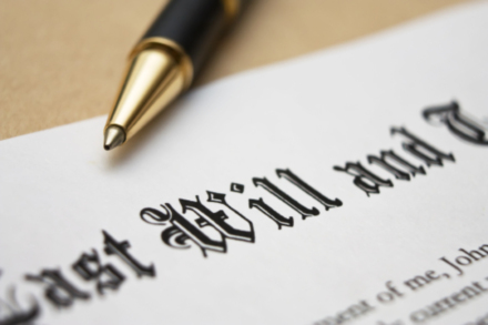 Writing a Will can make life easier for your family