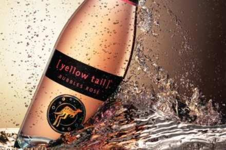 [yellow tail] BUBBLES Rosé