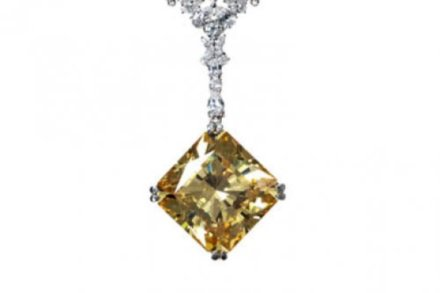 Yellow Diamond replica from How to Lose a Guy in 10 Days