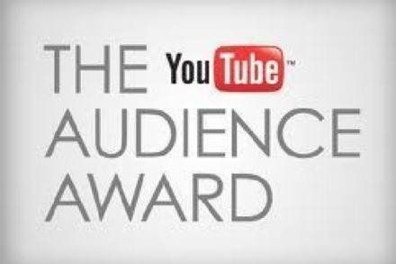 The YouTube Audience Awards 2012