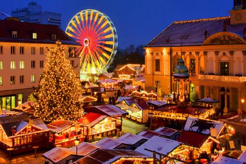 Fragrant Christmas Trees