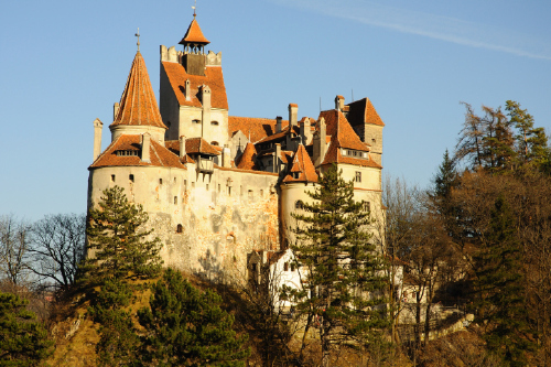 23 most beautiful castles in europe - Most beautiful manors romania ...