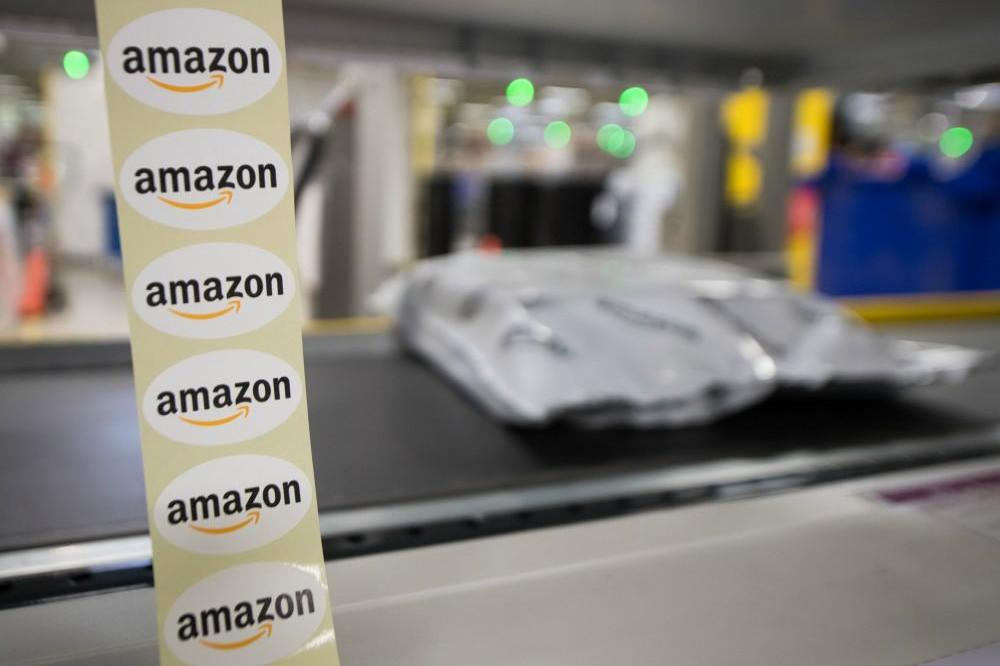 Amazon patent new robotic device