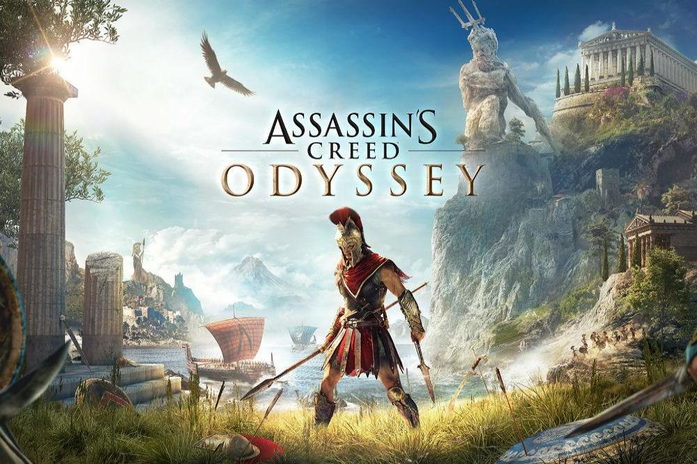 Assassin S Creed Odyssey Voiced By Greek Actors