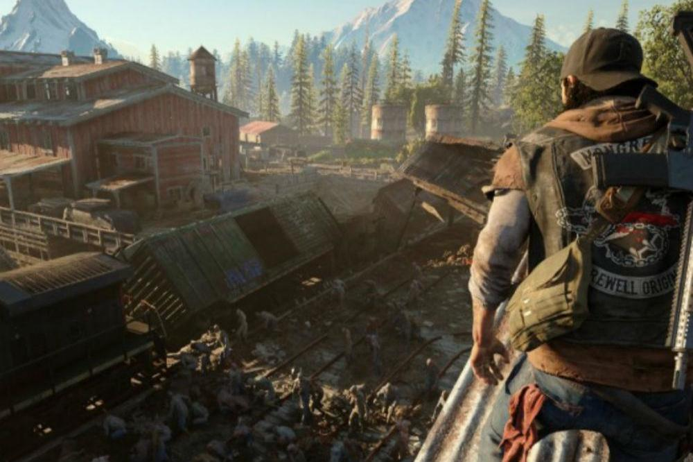 Days Gone from Sony Bend