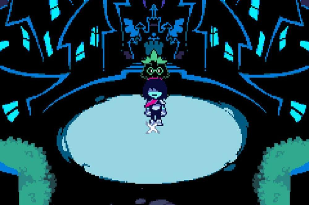 Deltarune's next chapters still years away