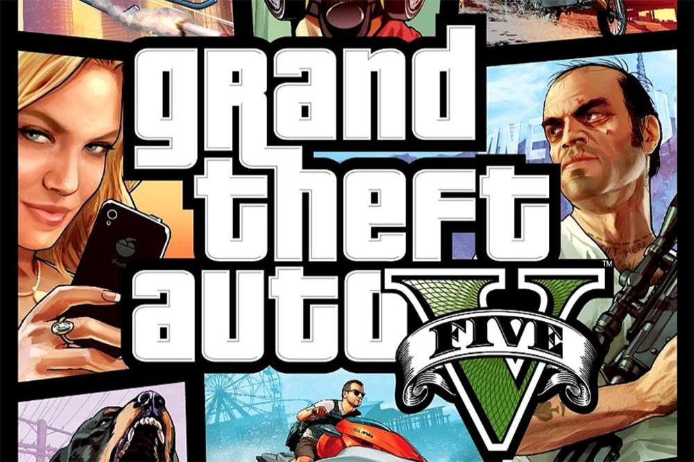 Grand Theft Auto V named the most profitable entertainment