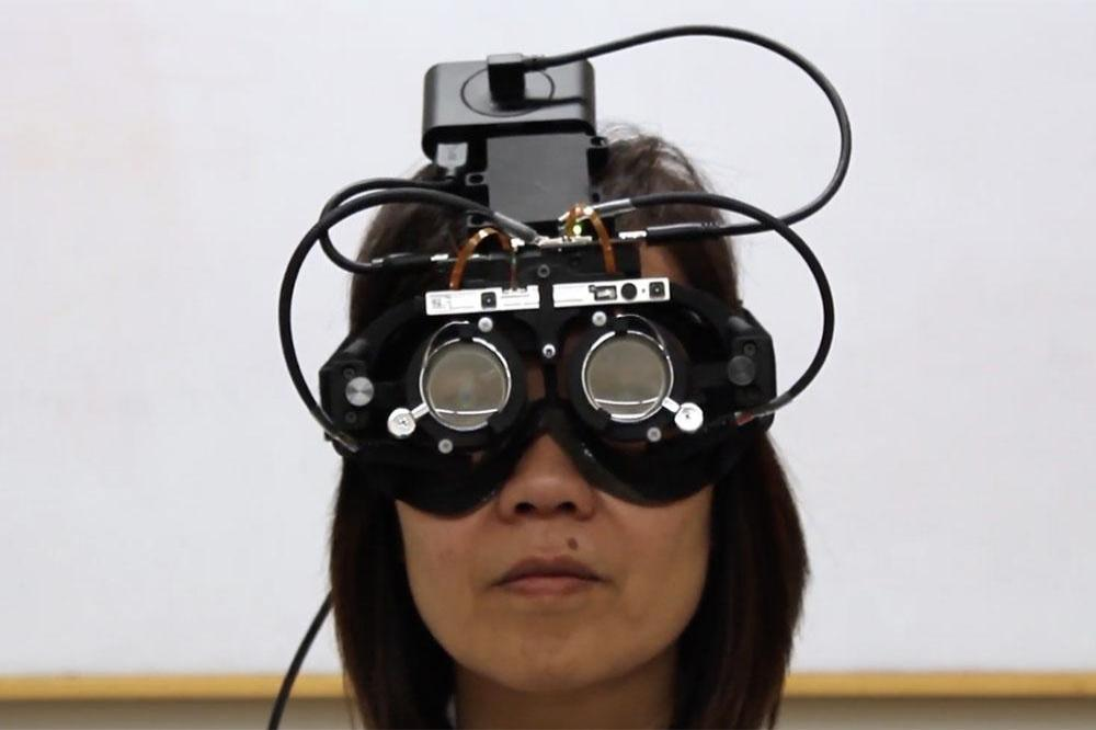 Scientists develop smartglasses