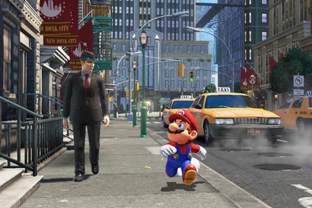 Super Mario Lands Own Cereal