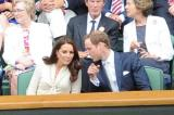 Prince William and Duchess Catherine at Wimbledon