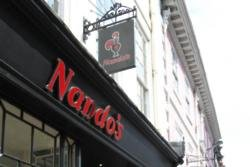 A ten-year-old boy was kicked out of Nandos while on a date.