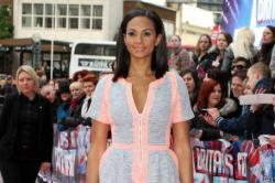 Alesha Dixon at the Birmingham BGT auditions