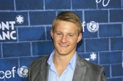 Alexander Ludwig at the Montblanc / UNICEF 'Signature for Good' charity brunch