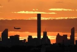 A family were removed from a flight after passengers complained about their smell