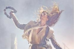 Florence + the Machine was one of 2015's headliners