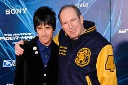 Hans Zimmer with Johnny Marr