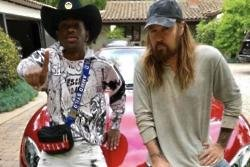 Billy Ray Cyrus and Lil Nas X