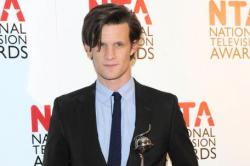 Matt Smith at the NTA's last year