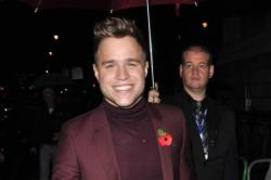 Olly Murs has been looking a little more bronzed lately
