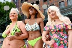 On the Beach are celebrating National Bikini Day by promoting body positivity with women across the UK.