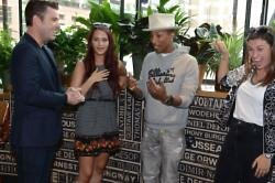Pharrell Williams on 'Surprise Surprise'