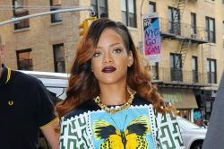 Rihanna Not Ready for Relationship