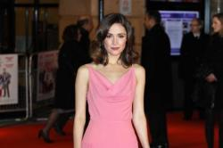 Rose Byrne at the London I Give It A Year premiere