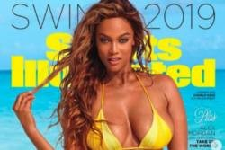 Tyra Banks on Sports Illustrated Swimsuit Issue