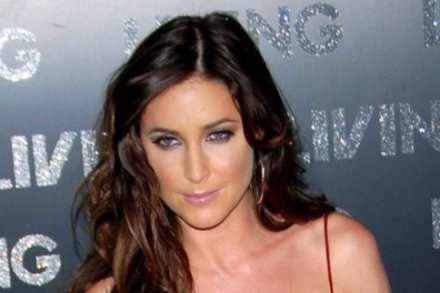 Lisa Snowdon struggled with Clooney's fame