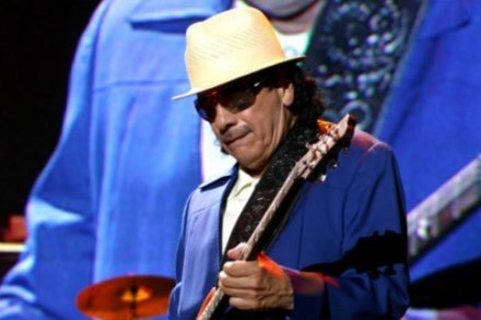 Carlos Santana has a school named after him