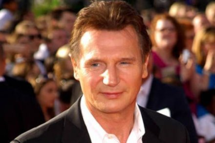 Clash of the Titans star Liam Neeson